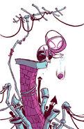 Spider-Gwen Vol 1 1 Baby Variant Textless