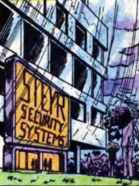 Steyr Security Systems (Earth-616) from Marvel Team-Up Vol 1 136 001