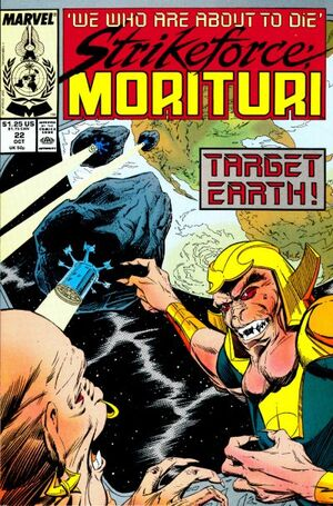 Strikeforce Morituri Vol 1 22