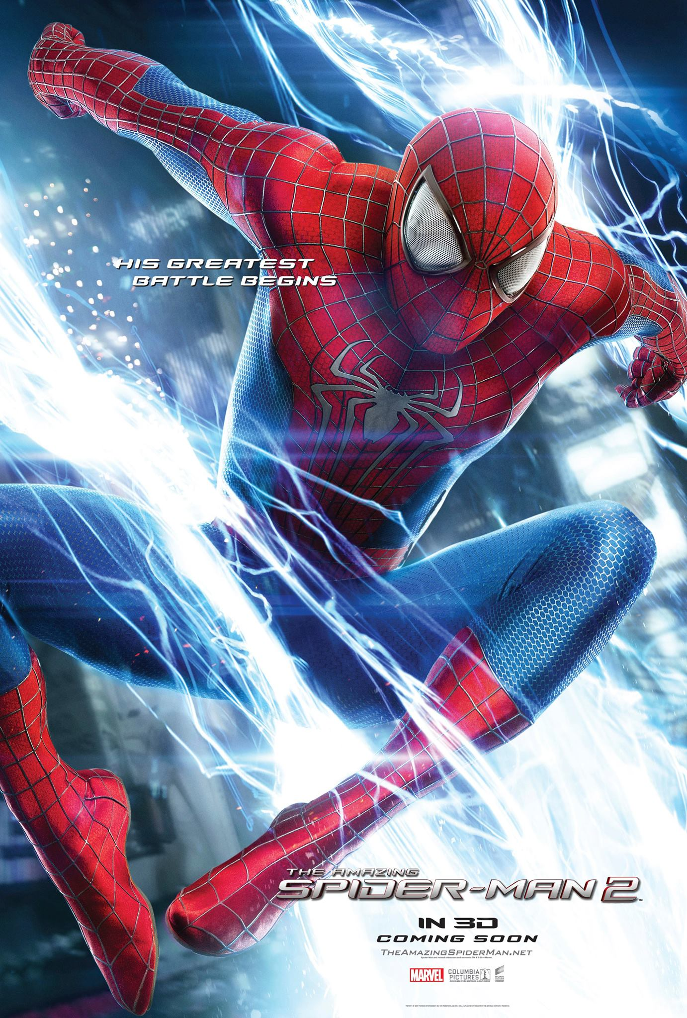 The Amazing Spider-Man 2 (film) poster 001.jpg