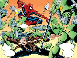 True Believers (Cult) (Earth-616) from Amazing Spider-Man Vol 1 421 0001