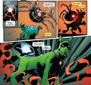 Ultron-Minor-5768215 Unit (Earth-616) and Sparky (Earth-616) from Champions Vol 2 27