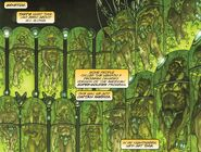 Victor Creed Clones (Romulus) (Earth-616) from Wolverine Vol 2 310 001