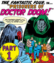Victor von Doom (Earth-616) from Fantastic Four Vol 1 5 0001