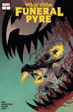 Web of Venom Funeral Pyre Vol 1 1