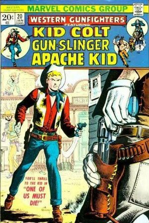 Western Gunfighters Vol 2 20