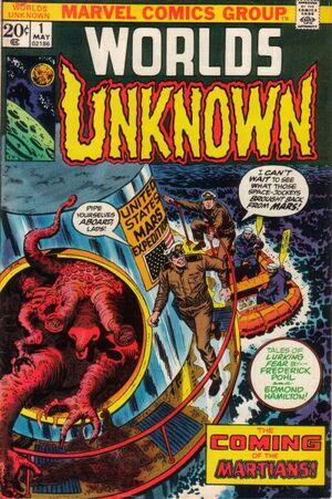 Worlds Unknown Vol 1 1