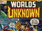 Worlds Unknown Vol 1 1