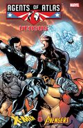 Agents of Atlas Versus TPB Vol 1 1