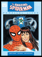 Amazing Spider-Man Parallel Lives Vol 1 1 Textless