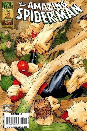 Amazing Spider-Man Vol 1 616