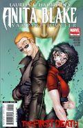 Anita Blake Vampire Hunter - The First Death Vol 1 2 0001