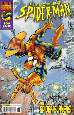 Astonishing Spider-Man Vol 1 106