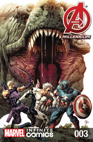 Avengers Millennium Infinite Comic Vol 1 3