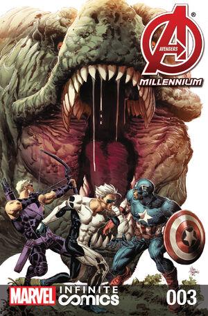 Avengers Millennium Infinite Comic Vol 1 3