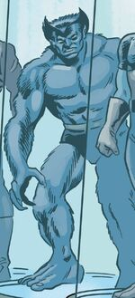 Beast (A.I.vengers) (Earth-616) from Ant-Man Annual Vol 1 1 001