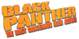 Black Panther - The Most Dangerous Man Alive (2012) logo