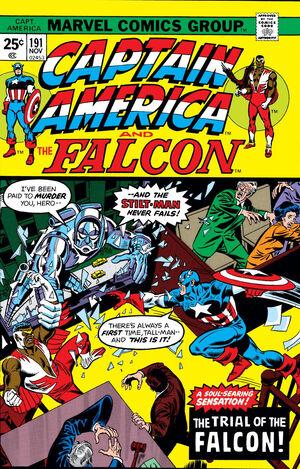 Captain America Vol 1 191