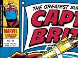 Captain Britain Vol 1 38