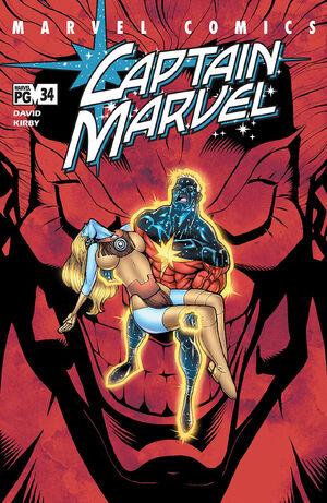 Captain Marvel Vol 4 34
