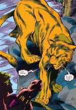 Cat (Demon) (Earth-616) from Marvel Fanfare Vol 1 39 0001