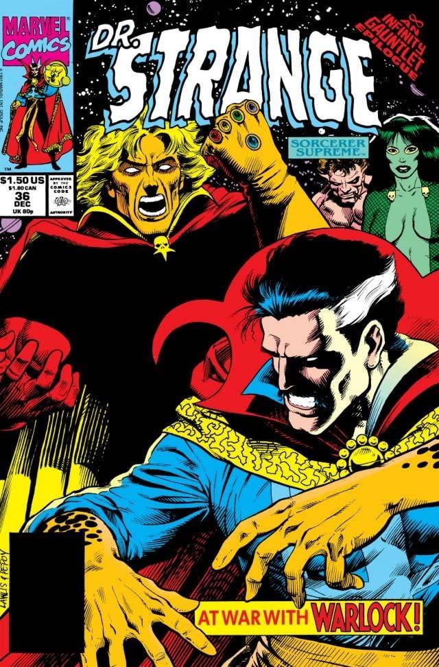 Doctor Strange Sorcerer Supreme Vol 1 36