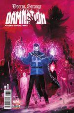 Doctor Strange Damnation Vol 1 1