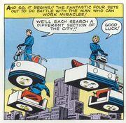 Fantasti-Car MK I from Fantastic Four Vol 1 3 0001