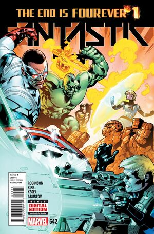 Fantastic Four Vol 1 642