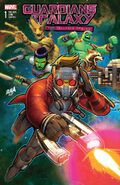 Guardians of the Galaxy Telltale Games Vol 1 1