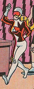 Heather McNeil (Earth-77640) from Marvel Age Annual Vol 1 3 0001
