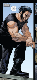 James Howlett (Earth-1610) from Ultimate Comics Wolverine Vol 1 1 0001