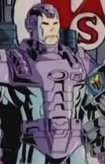 James Rhodes (Earth-121193) from X-Men The Animated Series Season 2 7 0001