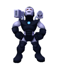 James Rhodes (Earth-91119) from Marvel Super Hero Squad Online 001