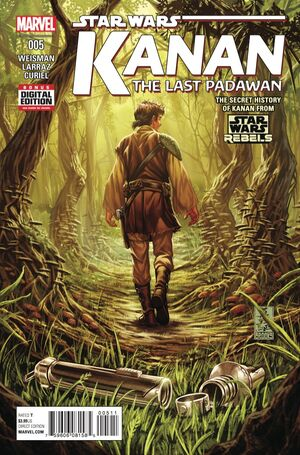 Kanan - The Last Padawan Vol 1 5