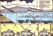 Khan's Aerodrome from Young Allies Vol 1 3 0001