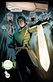 Loki Laufeyson (Ikol) (Earth-616) from All-New Marvel NOW! Point One Vol 1 1.NOW 0001