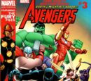 Marvel Universe: Avengers - Earth's Mightiest Heroes Vol 1 3