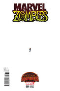 Marvel Zombies Vol 2 1 Ant-Sized Variant