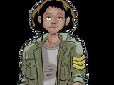 Mary Zero (Mary) (Earth-616)