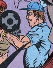 Michael (Director) (Earth-616) from Spider-Man Web of Doom Vol 1 1 0001