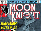 Moon Knight Vol 1 2