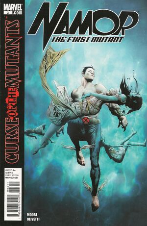 Namor The First Mutant Vol 1 3