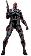 Nicholas Fury, Jr. (Earth-616) from Avengers NOW! Vol 1 1 001