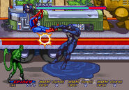 Peter Parker, Edward Brock and MacDonald Gargan (Earth-TRN332) from Spider-Man (1991 video game) 0001