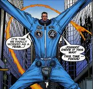 Reed Richards (Earth-616) flight suit from Fantastic Four First Famil Vol 1 3