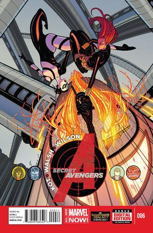 Secret Avengers Vol 3 6