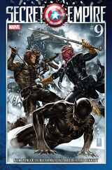 Secret Empire Vol 1 9