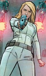 Sharon Carter (Earth-616) from Infamous Iron Man Vol 1 6 001