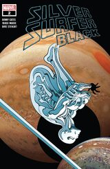Silver Surfer: Black Vol 1 2